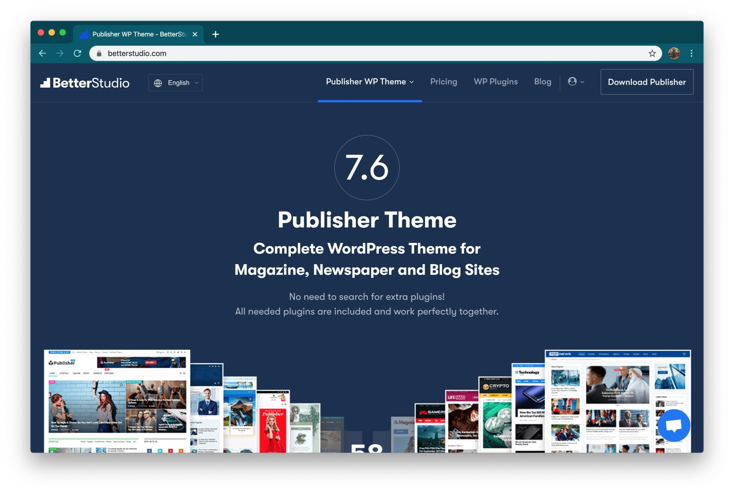 theme publisher scaled